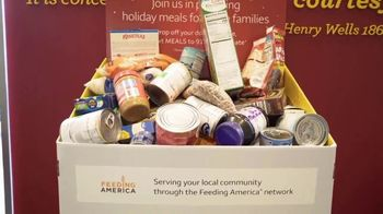Wells Fargo TV Spot, 'Infocus: Feeding America 2019' - Thumbnail 4