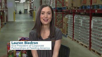 Wells Fargo TV Spot, 'Infocus: Feeding America 2019' - Thumbnail 5