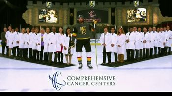 Comprehensive Cancer Centers of Nevada TV Spot, 'Leave It All Out There' Featuring Alex Tuch - 2 commercial airings
