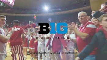 Big Ten Conference TV Spot, 'The Walk: Basketball' Song by Jessarae