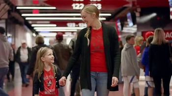 Big Ten Conference TV Spot, 'The Walk: Basketball' Song by Jessarae - Thumbnail 5
