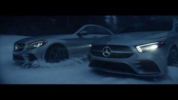Mercedes-Benz Winter Event TV Spot, 'Glow' [T2] - Thumbnail 3