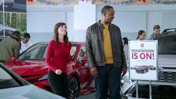 Toyota Toyotathon TV Spot, 'Santa's Elves' [T1]