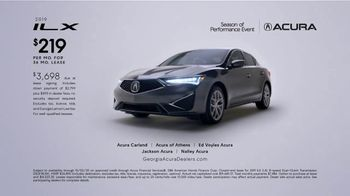 Acura Season of Performance Event TV Spot, 'Fun Stuff: ILX' [T2] - Thumbnail 1