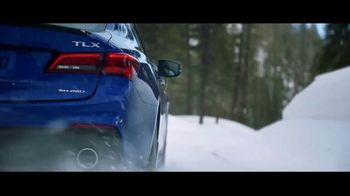 Acura Season of Performance Event TV Spot, 'Fun Stuff: TLX' [T2] - Thumbnail 4