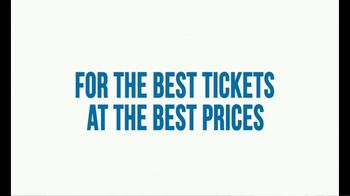 TicketSmarter TV Spot, 'Donation to Charities'