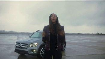 Mercedes-Benz GLB TV Spot, 'ESPN: Nothing But Yes' Ft. Maria Taylor, Bob Stoops, David Pollack [T1]