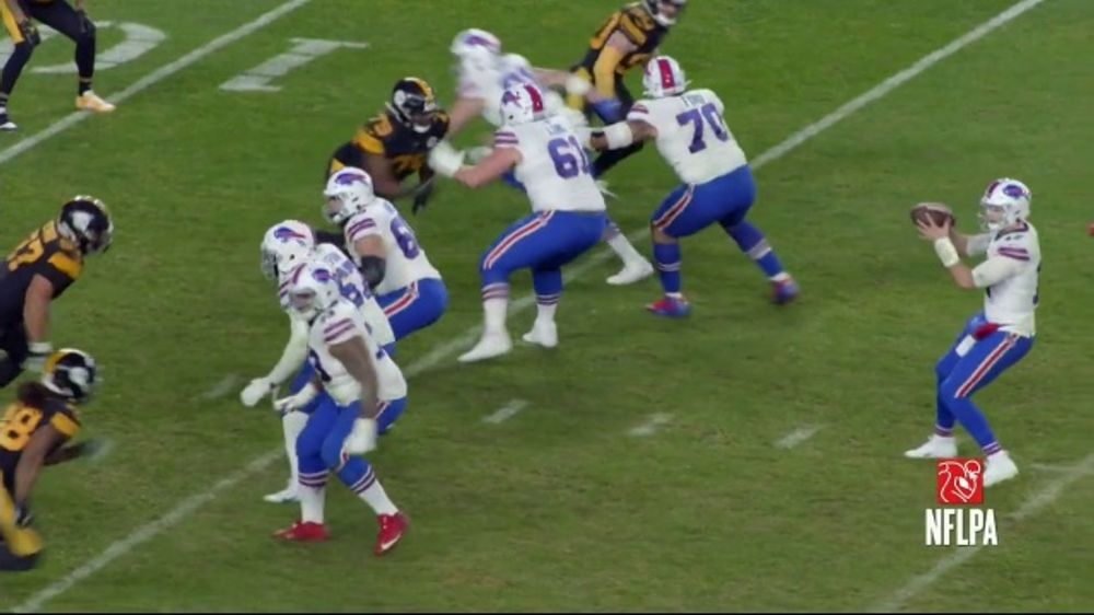 Verizon TV Commercial, 'Moments of Impact: Steelers vs. Bills'