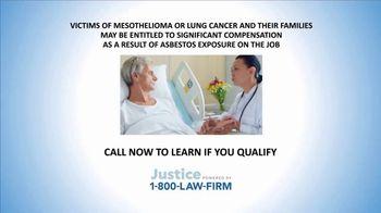 Kresch Legal Services TV Spot, 'Mesothelioma and Lung Cancer'
