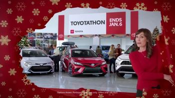 Toyota Toyotathon TV Spot, 'That's a Wrap' [T1]