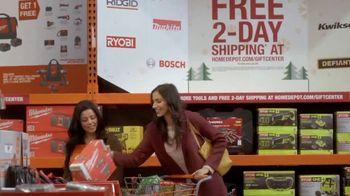 The Home Depot TV Spot, 'Holidays: Ryobi Battery' - Thumbnail 4