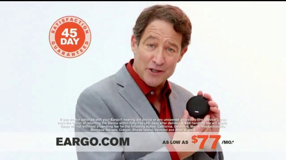 Eargo Christmas Sale TV Commercial, 'The Future: As Low as $77'