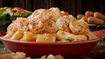 Smoked Mozzarella Shrimp Rigatoni: Behold