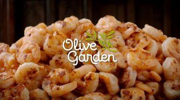 Olive Garden Oven Baked Pastas TV Spot, 'Smoked Mozzarella Shrimp Rigatoni: Behold' - Thumbnail 1