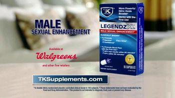Legendz XL TV Spot, 'Powerful' - Thumbnail 7