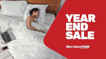 Mattress Firm Year End Sale TV Spot, 'King for a Queen: Save up to $600' - Thumbnail 1