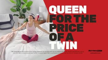 Mattress Firm Year End Sale TV Spot, 'King for a Queen: Save up to $600' - Thumbnail 2