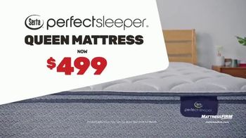Mattress Firm Year End Sale TV Spot, 'King for a Queen: Save up to $600' - Thumbnail 3