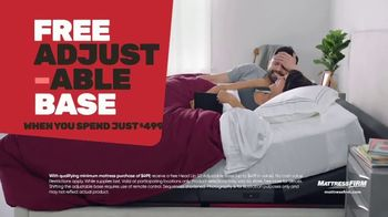 Mattress Firm Year End Sale TV Spot, 'King for a Queen: Save up to $600' - Thumbnail 4