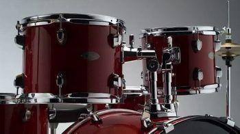 Guitar Center TV Spot, 'Great GIfts: SPL Drum Set and Zildjian Cymbal Set'