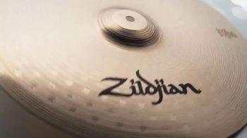 Guitar Center TV Spot, 'Great GIfts: SPL Drum Set and Zildjian Cymbal Set' - Thumbnail 10