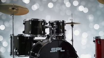 Guitar Center TV Spot, 'Great GIfts: SPL Drum Set and Zildjian Cymbal Set' - Thumbnail 4