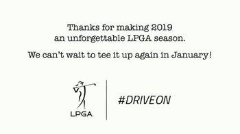 LPGA TV Spot, '2019 Season: Thank You' - Thumbnail 9