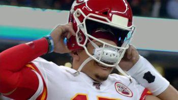 NFL TV Spot, 'Building a Better Game: Helmets'