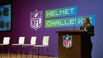 NFL TV Spot, 'Building a Better Game: Helmets' - Thumbnail 7