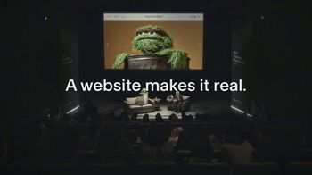 Squarespace TV Spot, 'Make It Real: Q&A with Oscar the Grouch' - Thumbnail 7