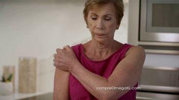 Omega XL TV Spot, 'María' con Ana María Polo [Spanish]