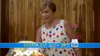 Omega XL TV Spot, 'María' con Ana María Polo [Spanish] - Thumbnail 6