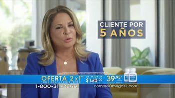 Omega XL TV Spot, 'María' con Ana María Polo [Spanish] - Thumbnail 7