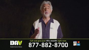 Disabled American Veterans TV Spot, 'Joe Mantegna with Nick Koulchar' - Thumbnail 4