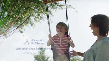 Ascension St. Vincent TV Spot, 'Sound of Life' - Thumbnail 9