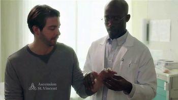 Ascension St. Vincent TV Spot, 'Sound of Life' - Thumbnail 7