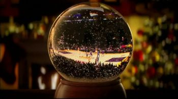 NBA TV Spot, 'Ballin' in a Christmas Wonderland' - 17 commercial airings