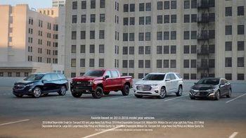 Chevrolet TV Spot, 'J.D. Power Dependability Awards: Real Presenters' [T1] - Thumbnail 6