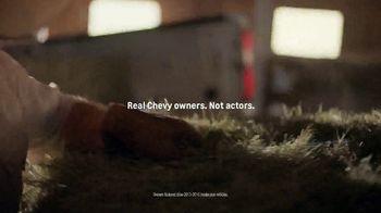 Chevrolet TV Spot, 'J.D. Power Dependability Awards: Real Presenters' [T1] - Thumbnail 1