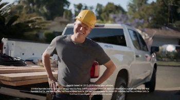 Chevrolet TV Spot, 'J.D. Power Dependability Awards: Real Presenters' [T1] - Thumbnail 5