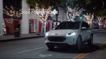 Ford Built for the Holidays Sales Event TV Spot, 'Santa Bobble Head' [T2] - Thumbnail 2