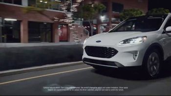 Ford Built for the Holidays Sales Event TV Spot, 'Santa Bobble Head' [T2] - Thumbnail 3