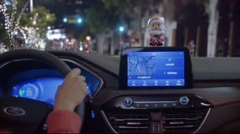 Ford Built for the Holidays Sales Event TV Spot, 'Santa Bobble Head' [T2] - Thumbnail 4