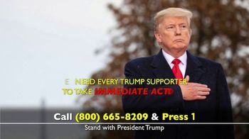 Committee to Defend the President TV Spot, 'The House Has Impeached Our President' - Thumbnail 2