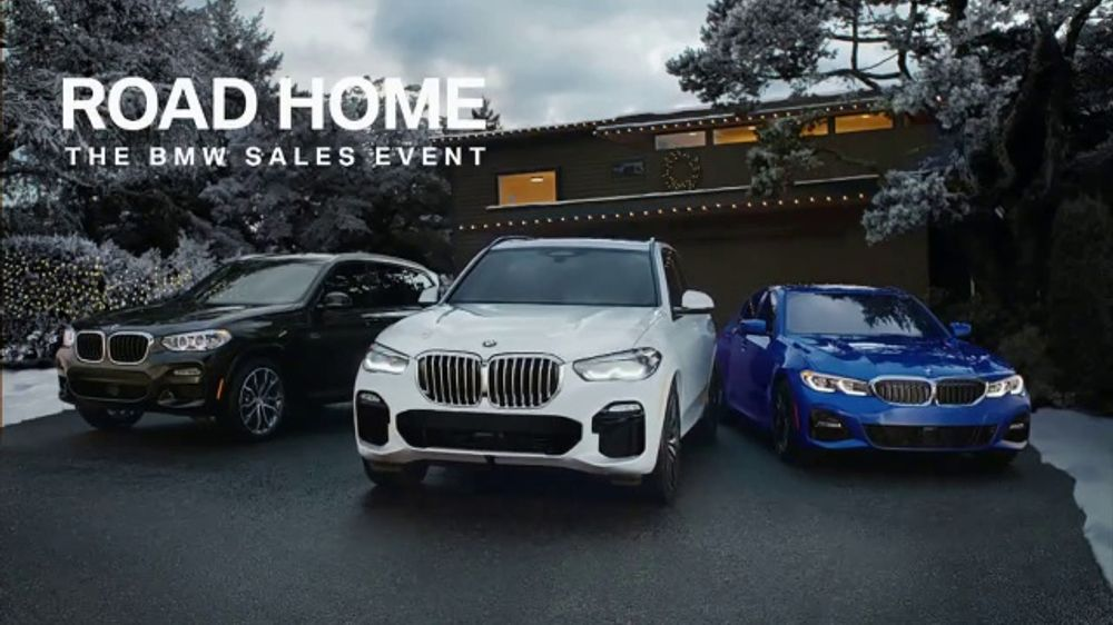 Bmw Commercial Song >> Bmw Road Home Sales Event Tv Commercial Holiday Parties Song By Ok Go T1 Video