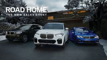 BMW Road Home Sales Event TV Spot, 'Holiday Parties' Song by OK Go [T1] - 2152 commercial airings