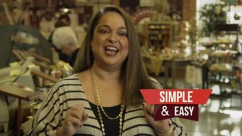 The HoneyBaked Ham Company, LLC TV Spot, 'Next Day Delivery: Simple & Easy'