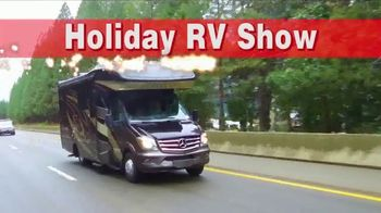 La Mesa RV Holiday RV Show TV Spot, '600 Massively Discounted: 2020 Winnebago Intent' - Thumbnail 1