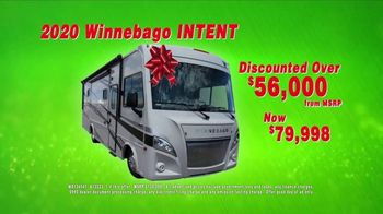 La Mesa RV Holiday RV Show TV Spot, '600 Massively Discounted: 2020 Winnebago Intent' - Thumbnail 5