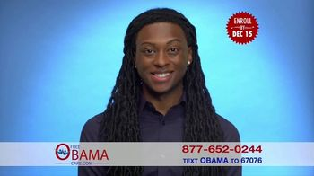 Free ObamaCare TV Spot, 'In the People Business'